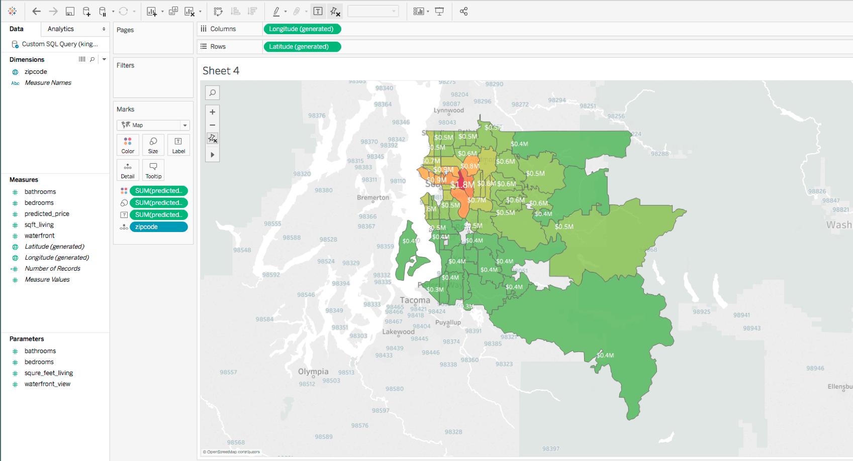 Smart Analytics | Tableau Software