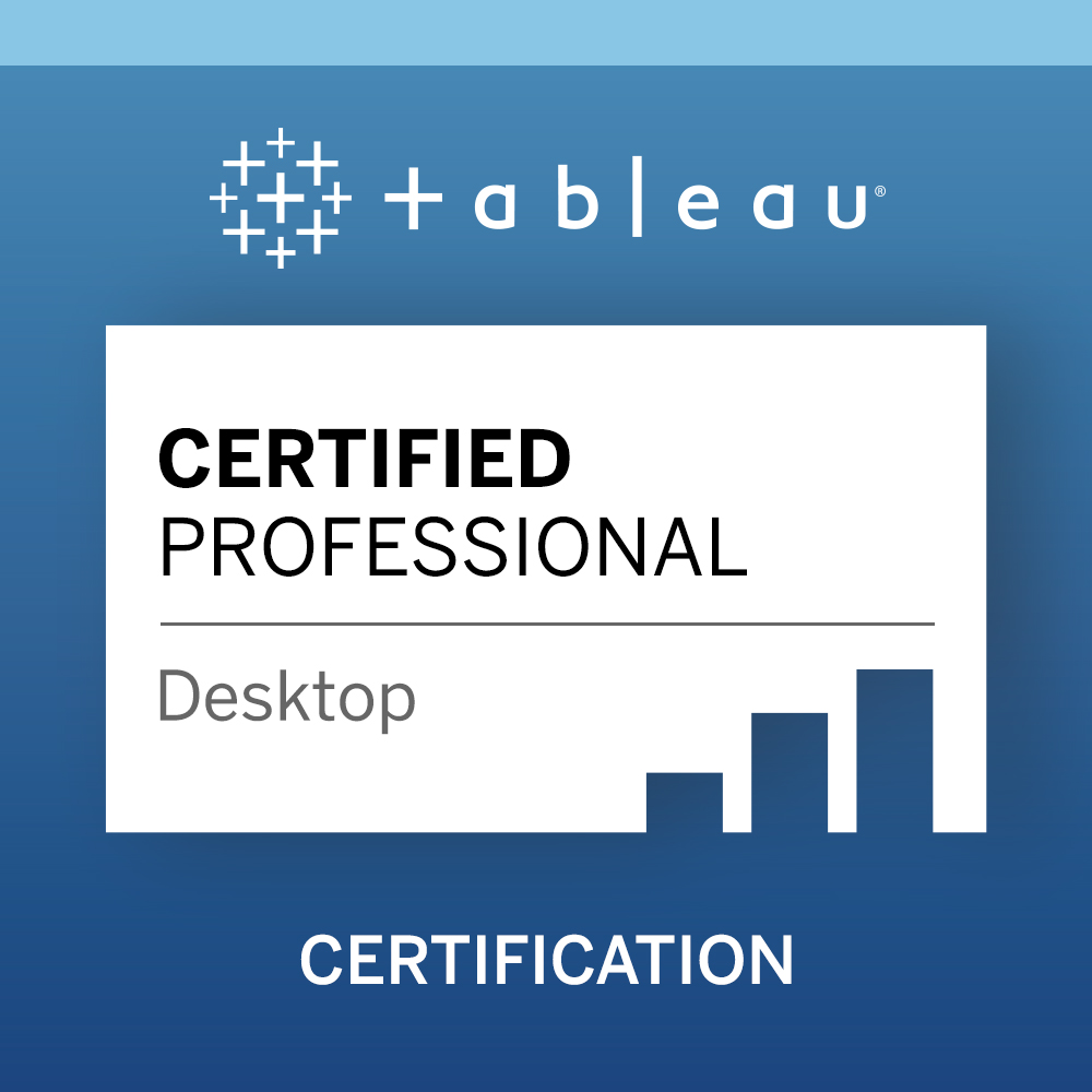 Desktop Certified Professional