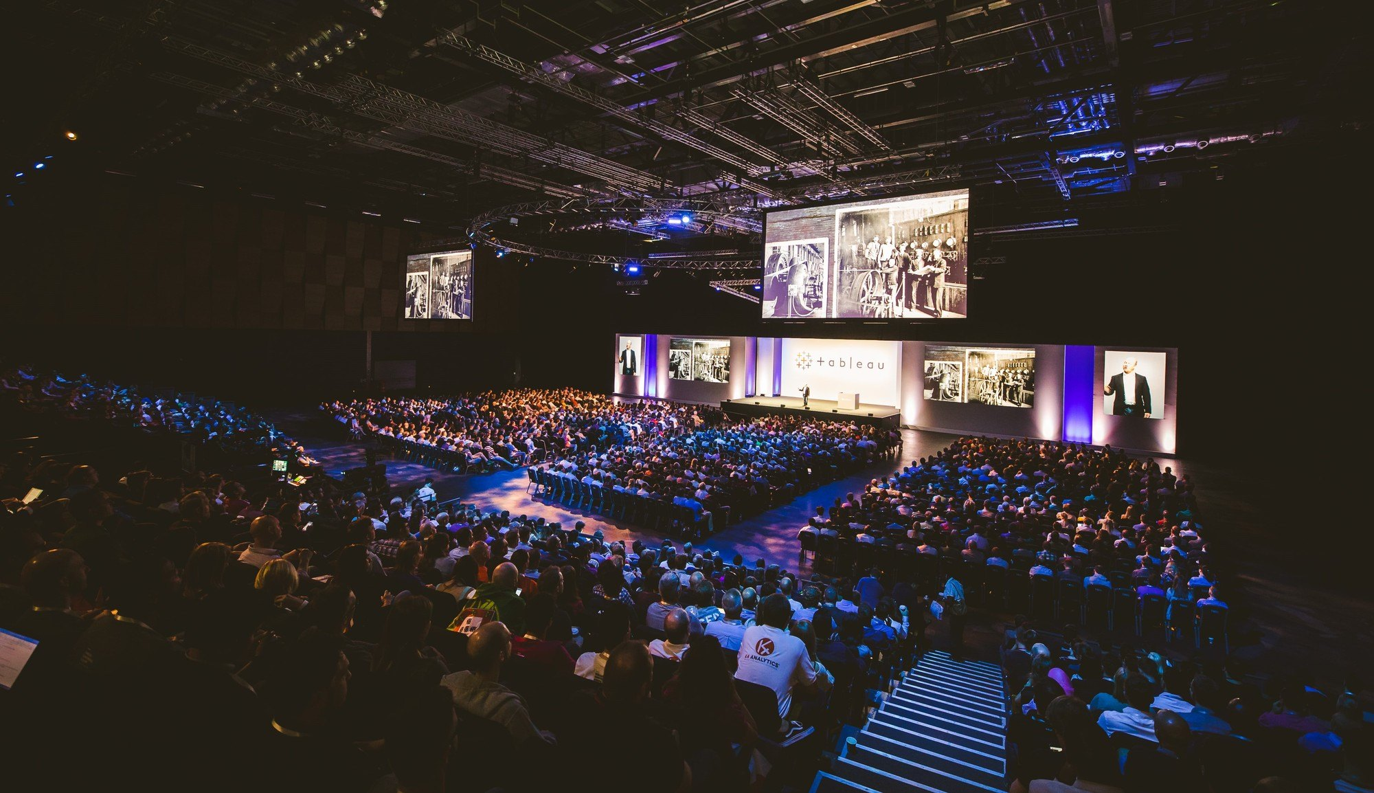Here's what happened when 2,000 data rockstars converged at