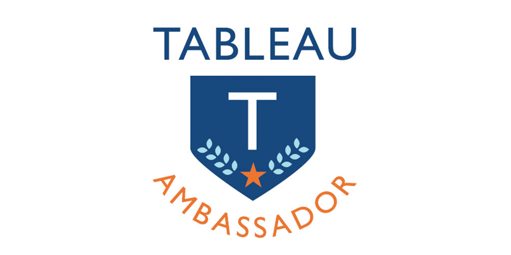 Introducing the new 2019 Tableau Ambassadors! | Tableau Software