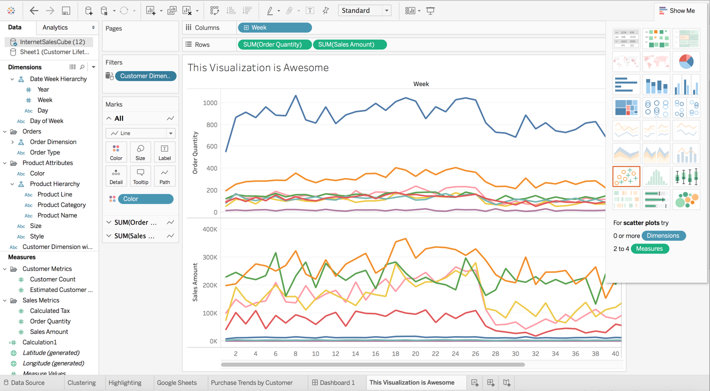 With Tableau 10 Exploring Big Data Just Got Even Easier Tableau