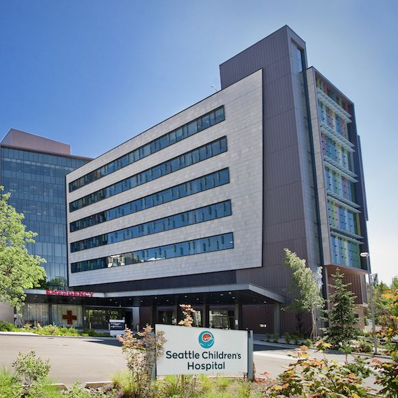 Children's hospital at Tableau Conference 2014