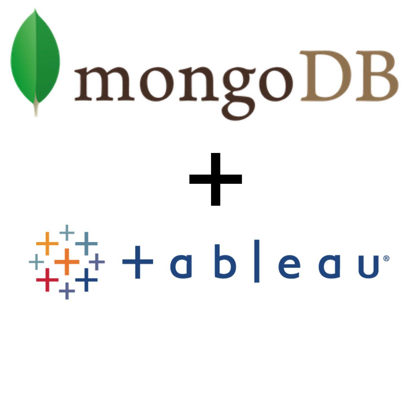 tableau mongodb integration