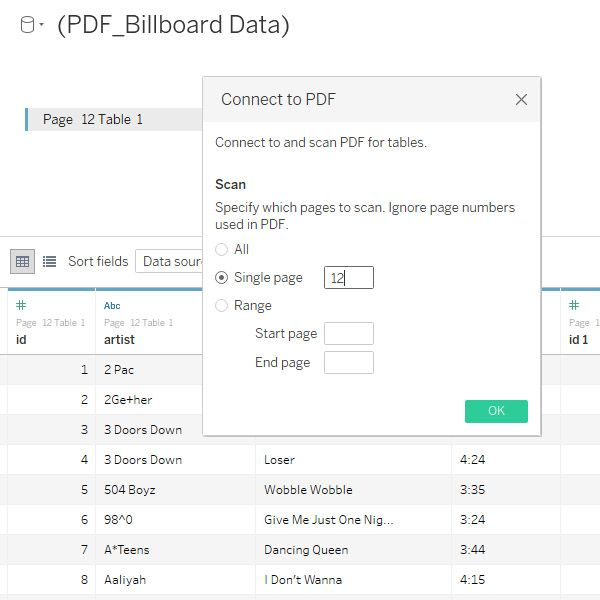 Cut Data Prep Time With The Pdf Connector And Union Updates In