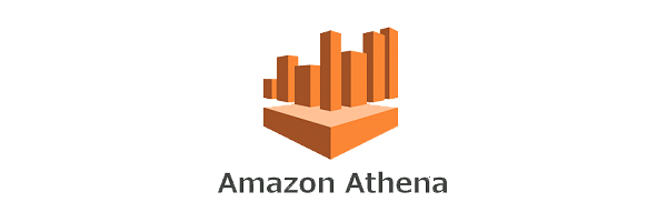 amazon athena 로고