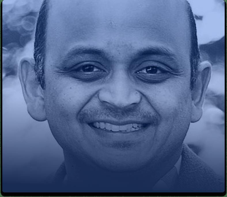 Avishek Ghosh headshot