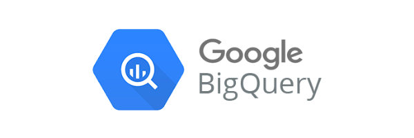 Google Big Query 標誌