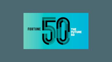 Fortune Future 50 logo