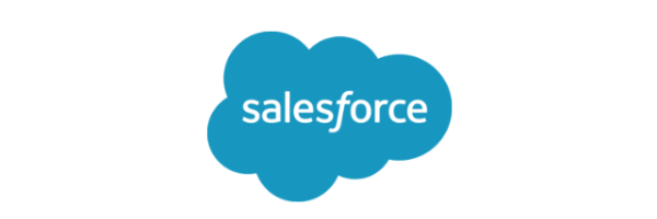 Salesforce のロゴ