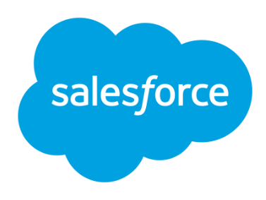 salesforce 徽标