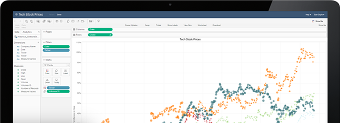 Try Tableau for free