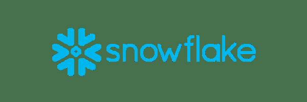 Snowflake 徽标