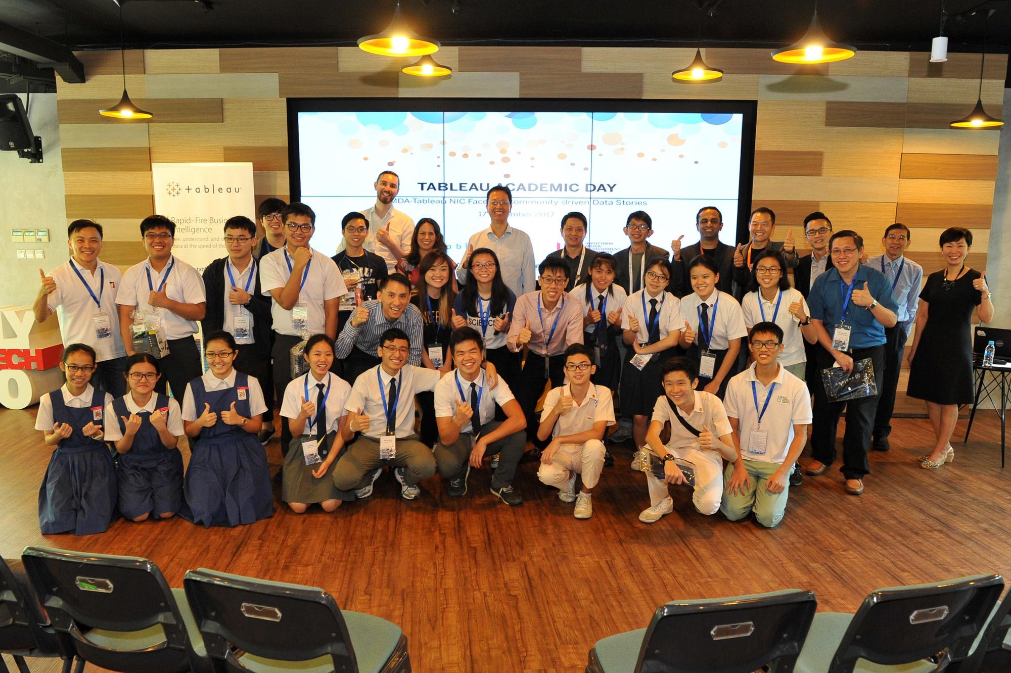 Singapore Students Explore Community Issues Through Visual