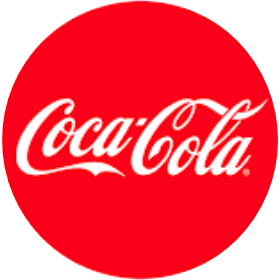 Coca-Cola logo, a Tableau customer
