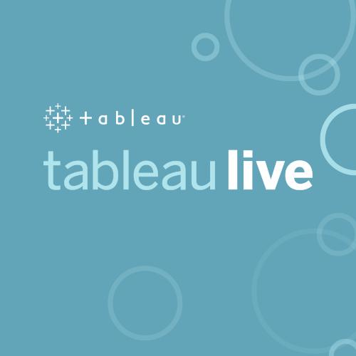 Tableau Live アジア太平洋