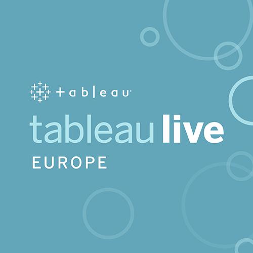 Tableau Live Europe