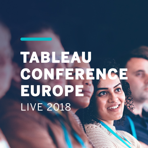 Watch Tableau Conference Europe Sessions
