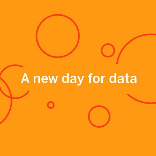 A new day for data